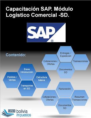 Capacitación Sap Módulo Logístico Comercial Sd Bolivia