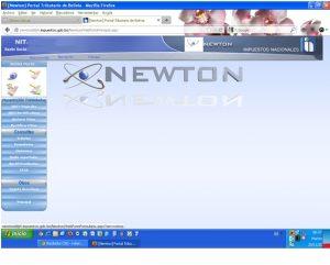 modificación a la clasificación como newton específico