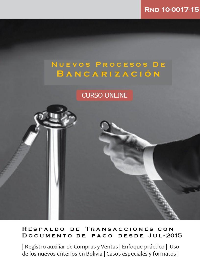 bancarizacion en bolivia