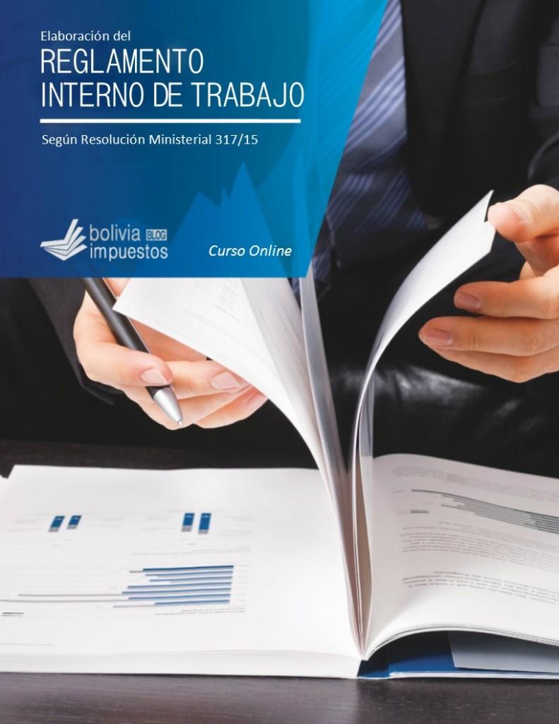 99 reglamento interno Bolivia