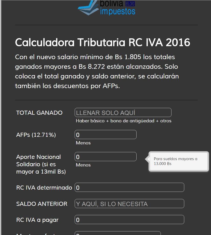 calculadora-rc-iva-2016