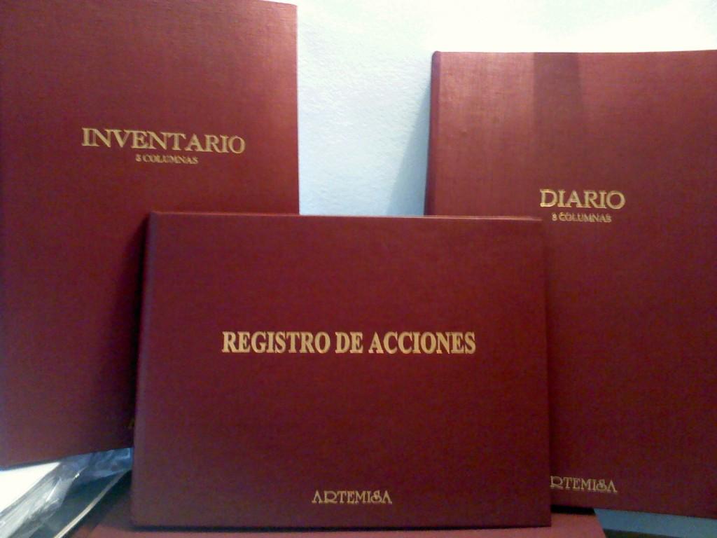 Libros IVA a notariar