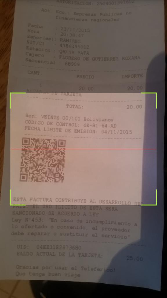 sistema de facturacion virtual bolivia