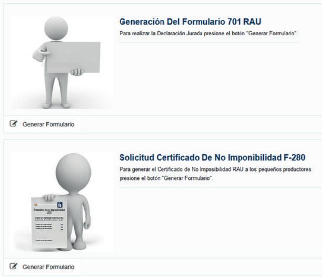 solicitud de certificado de no imponibilidad
