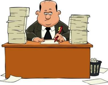 burocrcia impuestos