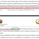 prima anual bolivia utilidades