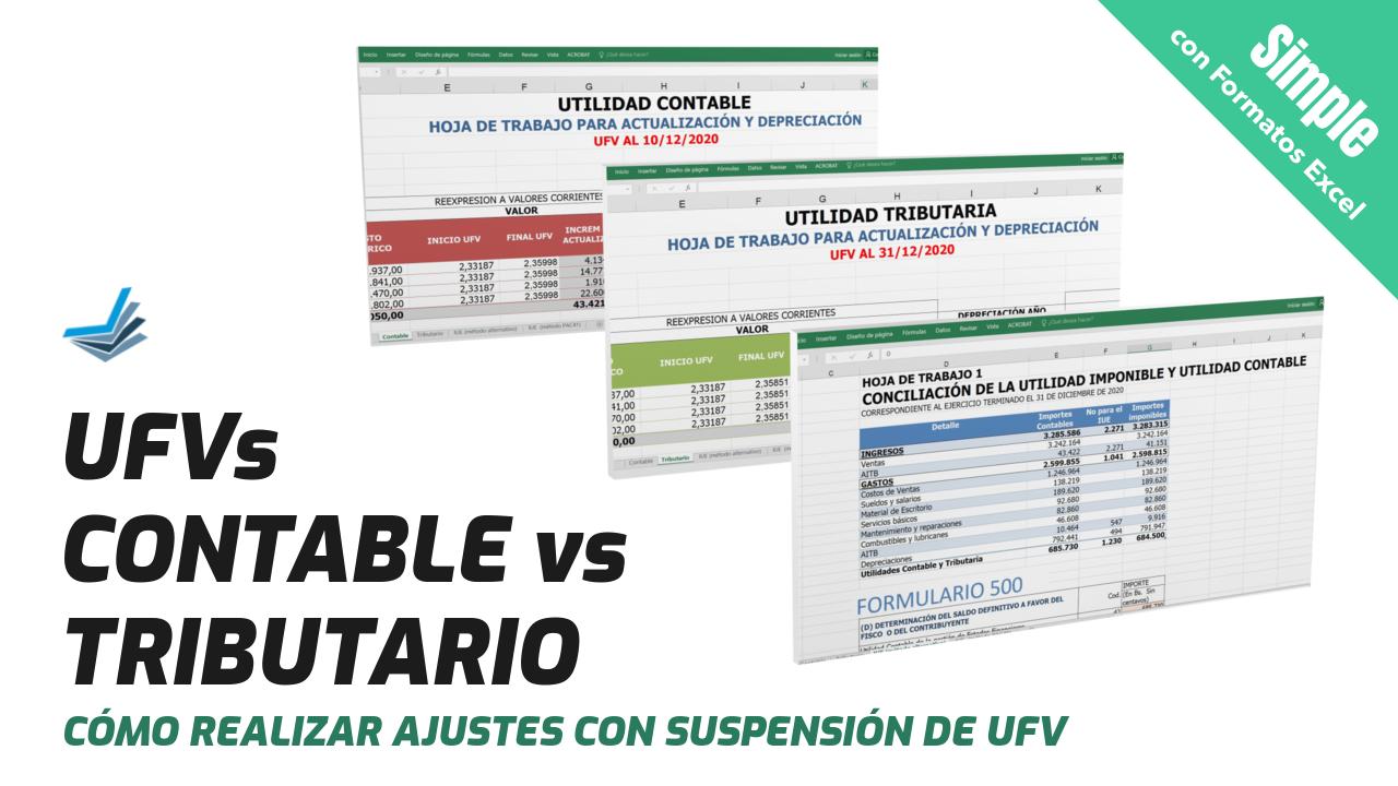 Aplicativo UFV Contable Tributario